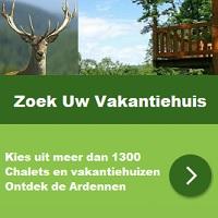 Zoek en boek Ardennen chalets
